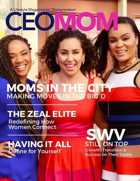 CEOMOM Magazine April 2016