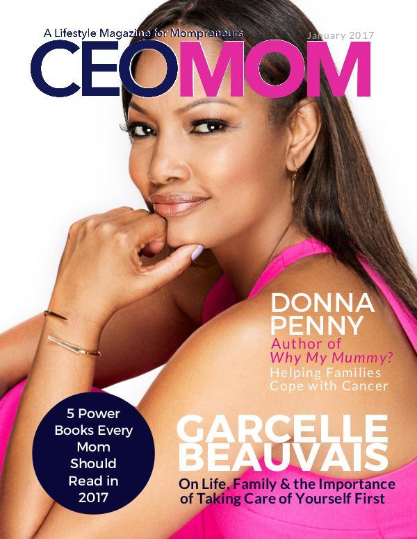 CEOMOM Magazine January 2017