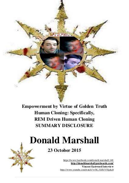 Donald Marshall. Illuminati Exposed. 1