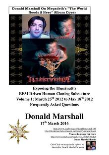 Donald Marshall. Illuminati Exposed.