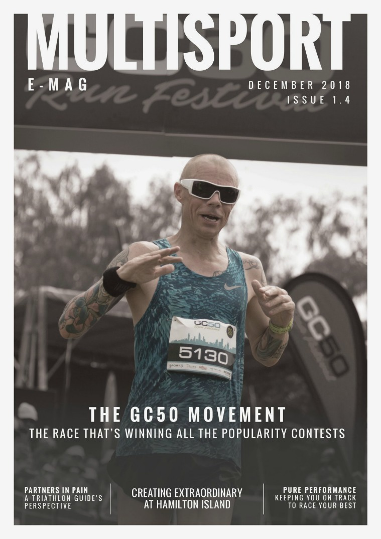 Multisport Magazine December 2018