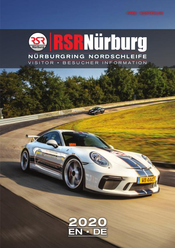 RSRNurburg Brochure 2020