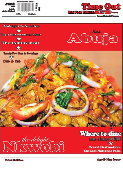 Time Out Abuja Vol 3