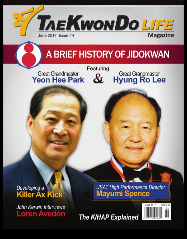 Tae Kwon Do Life Magazine June 2017