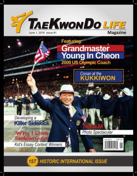 Tae Kwon Do Life Magazine June 2016