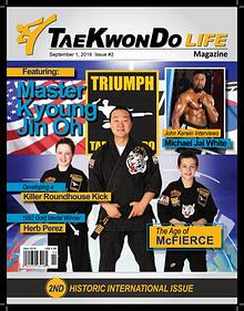 Tae Kwon Do Life Magazine