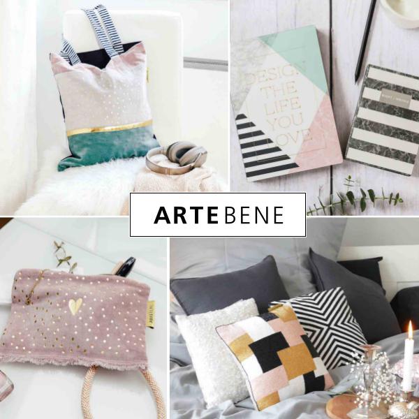 ARTEBENE Brandfolder 2018 Markenfolder_HW_2018_DACH