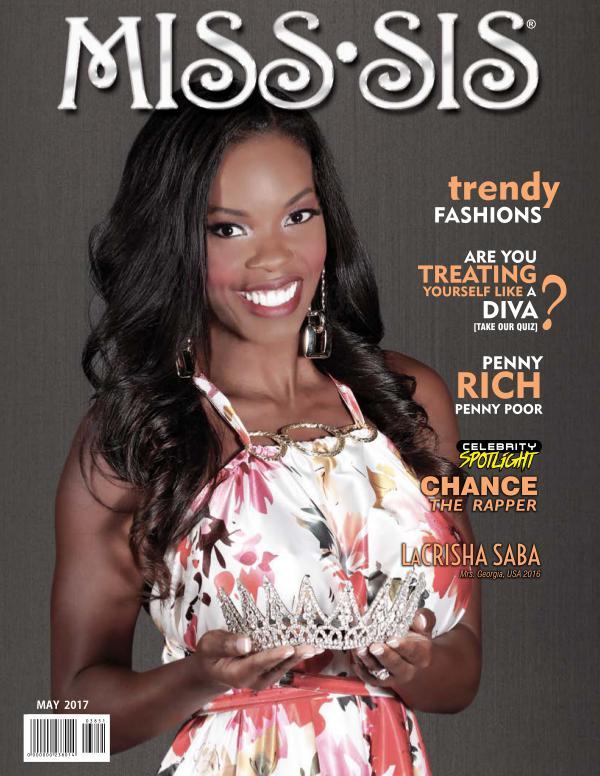 Miss Sis Magazine MAY 2017