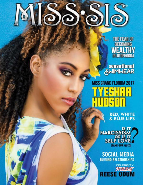 Miss Sis Magazine JULY 2017