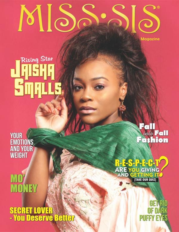 Miss Sis Magazine October 2017