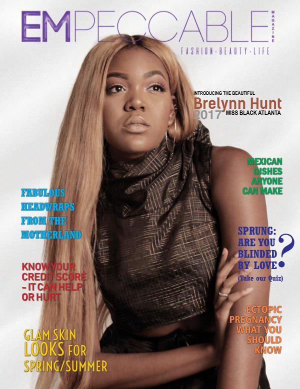 EMpeccable Magazine MAY 2018