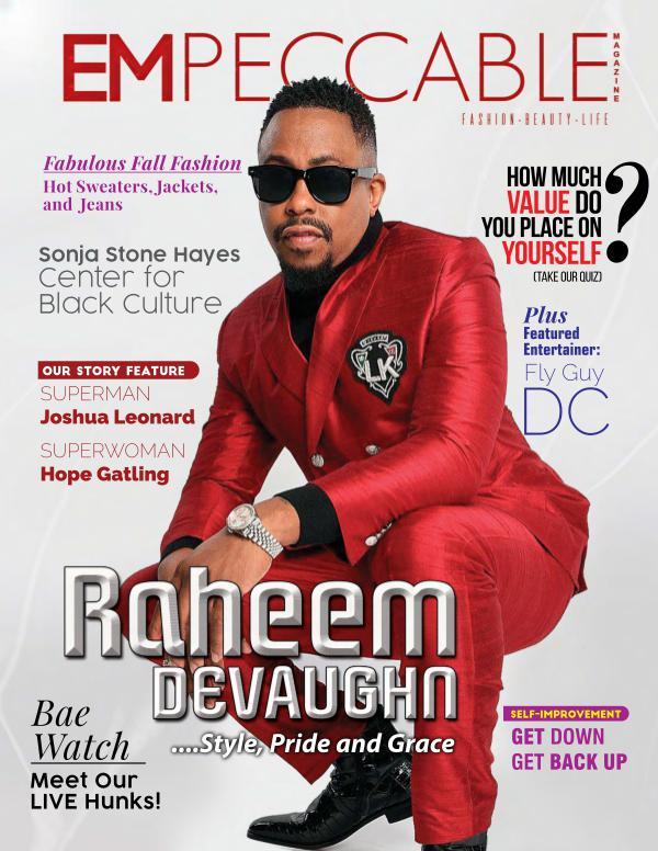 EMpeccable Magazine NOVEMBER 2018