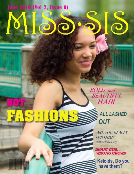 Miss Sis Magazine June 2016 Issue