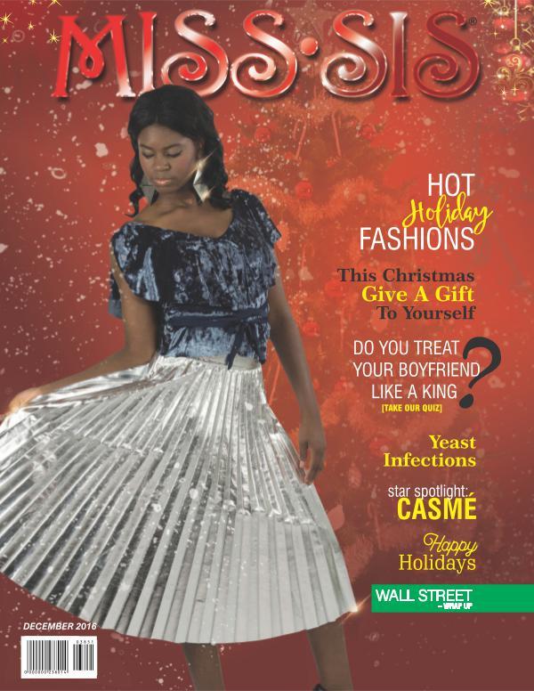Miss Sis Magazine December 2016 Issue