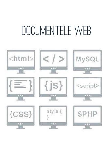 Documentele Web Mai 2016