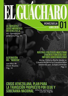 Revista Digital El Guácharo - Primera Edición