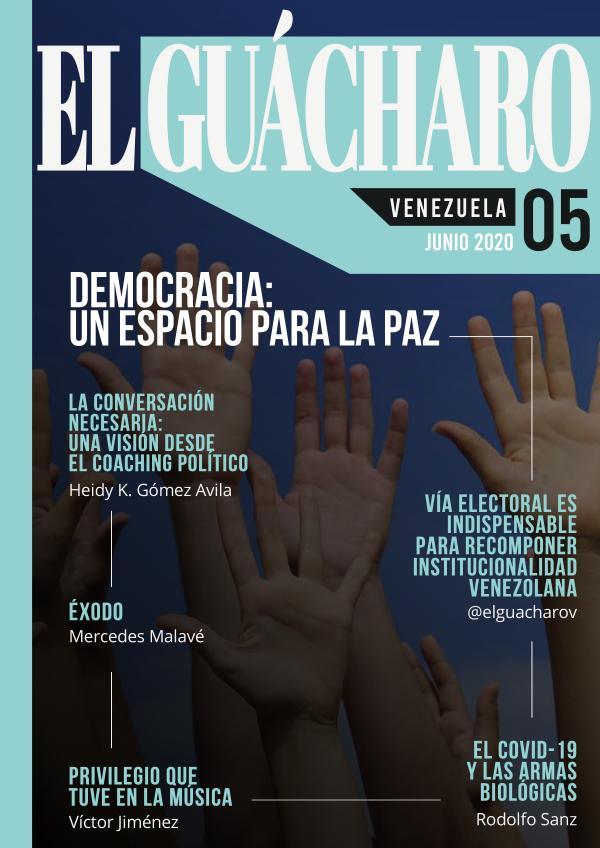 QUINTA EDICIÓN EL GUÁCHARO DIGITAL