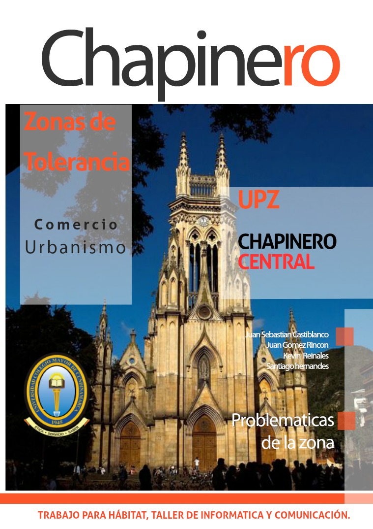LOCALIDAD DE CHAPINERO jfgygh