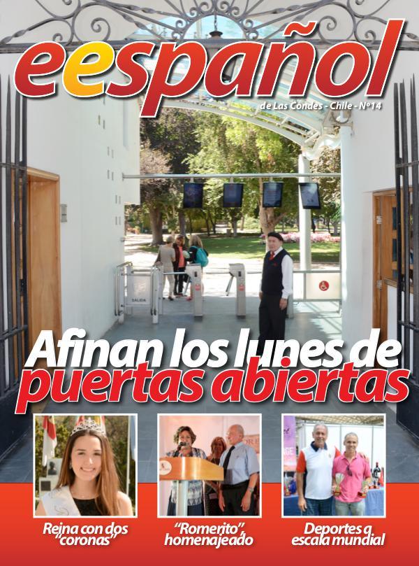 Revista EESPAÑOL 14