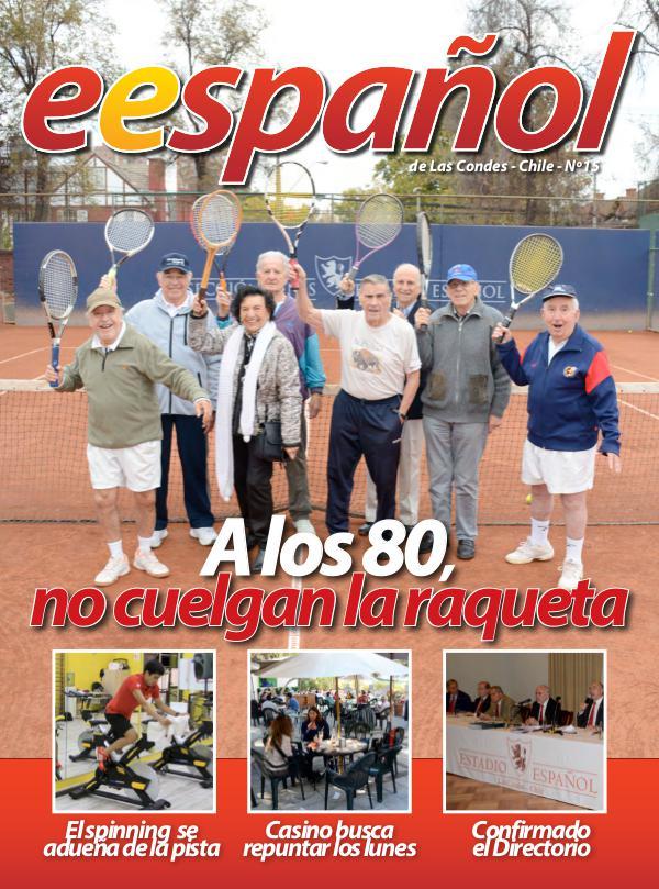 Revista EESPAÑOL 15