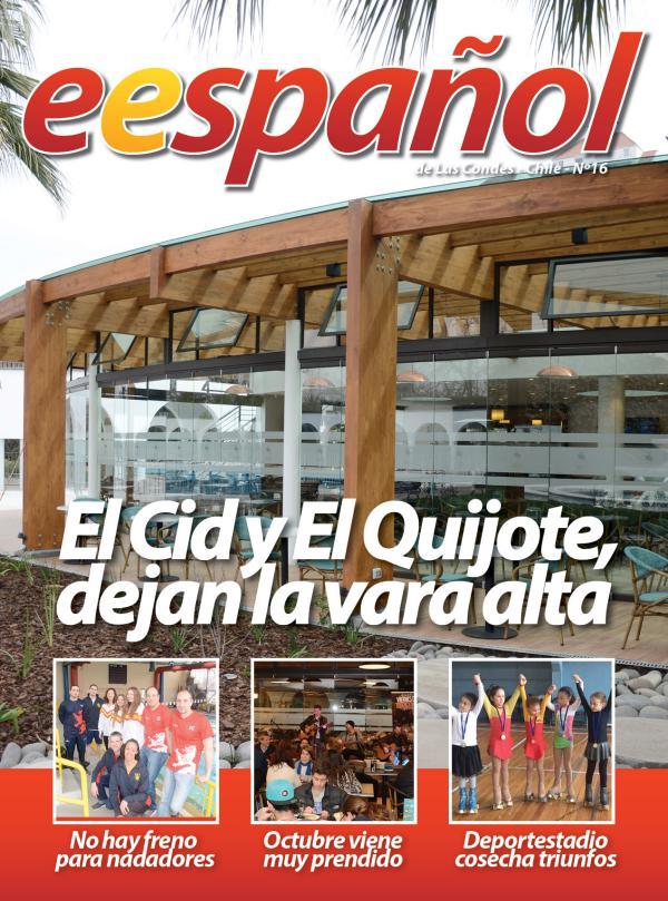 Revista EESPAÑOL 16