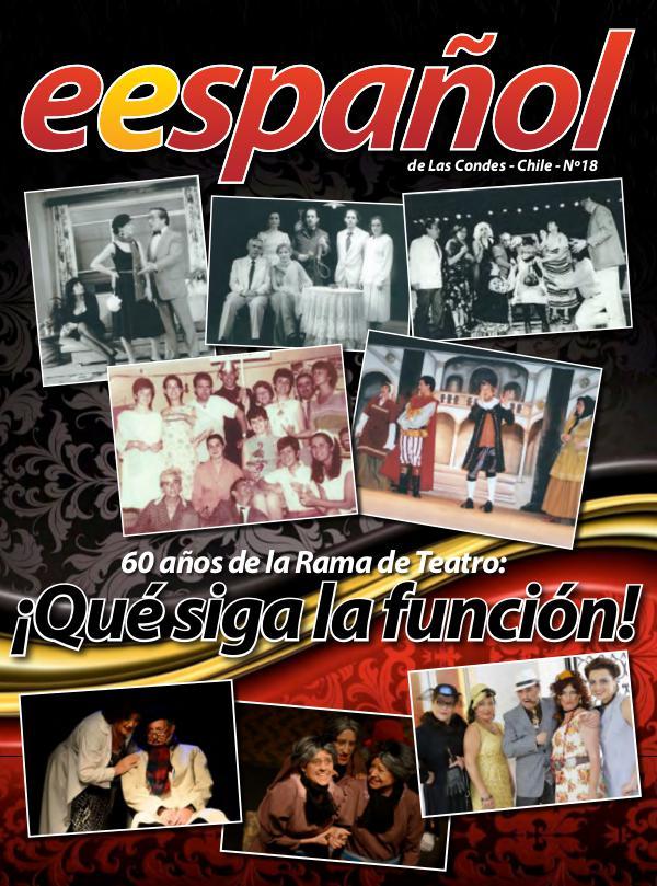 Revista EESPAÑOL 18