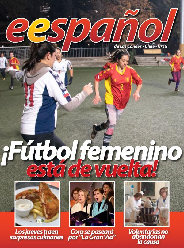 Revista EESPAÑOL 19