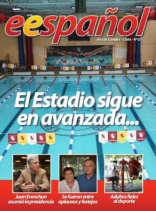 Revista EESPAÑOL 21
