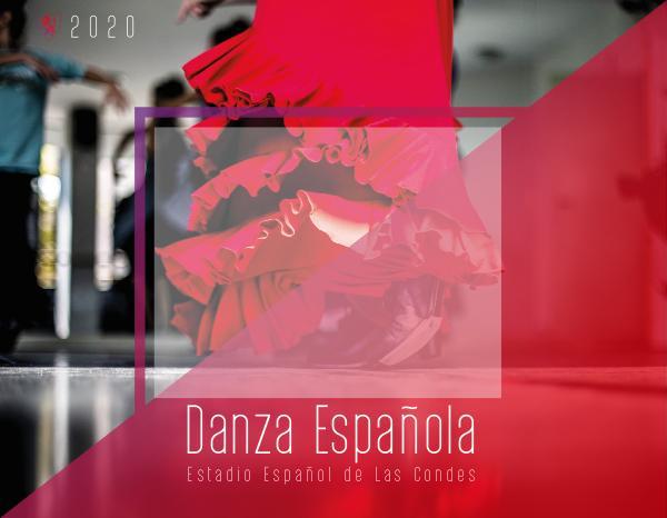 Rama de Danza Española 2020 Programa de danza española para el 2020