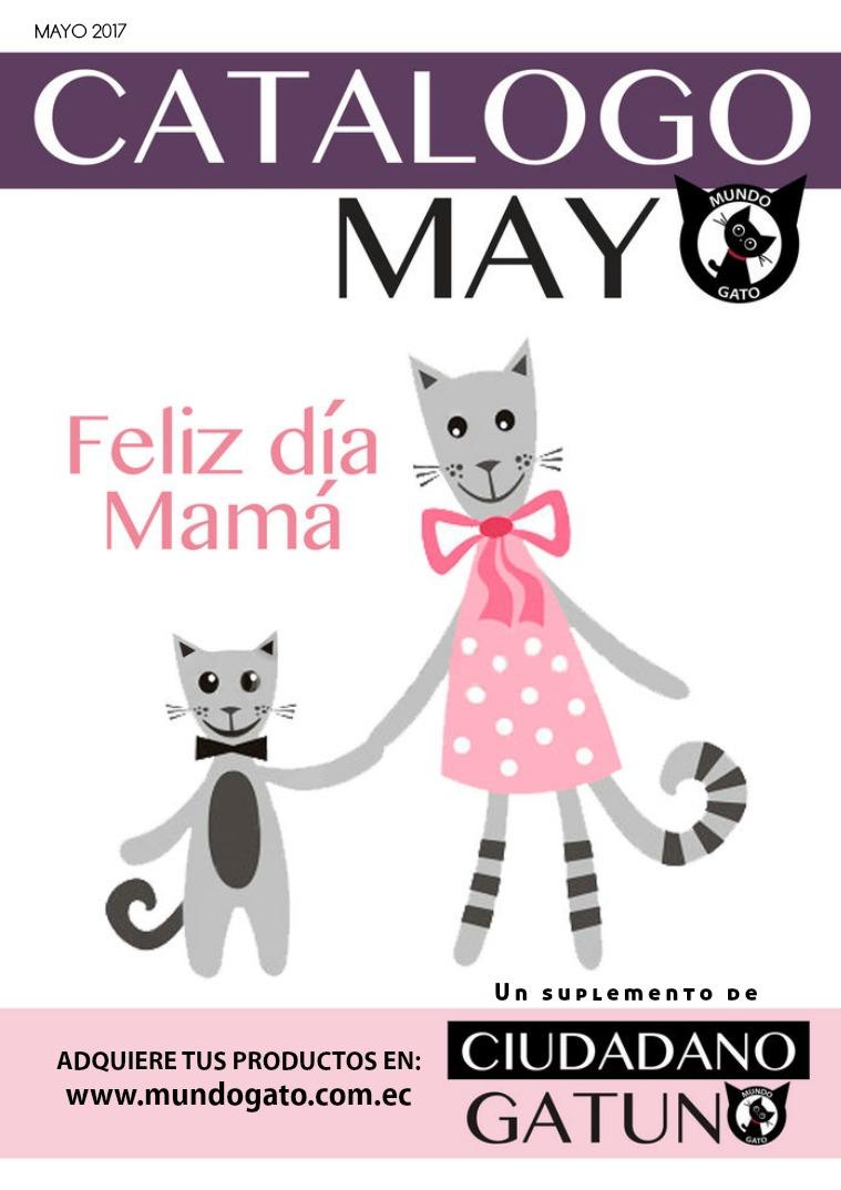 Catálogo Mayo