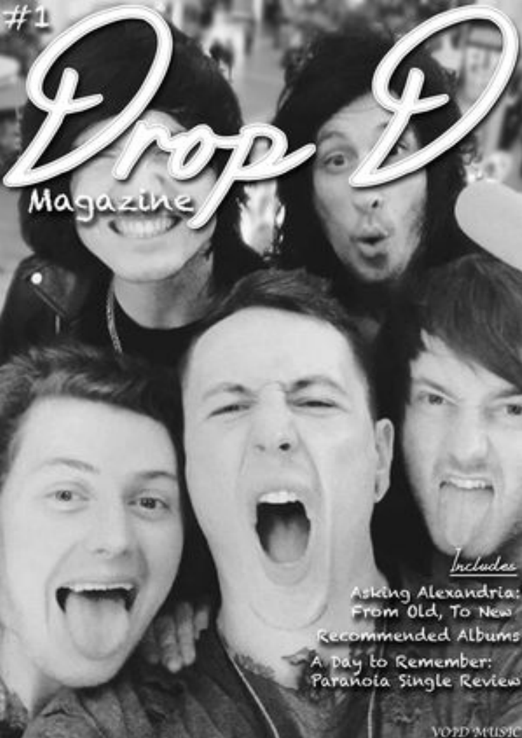 Drop D issue 1