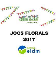Jocs Florals 2017