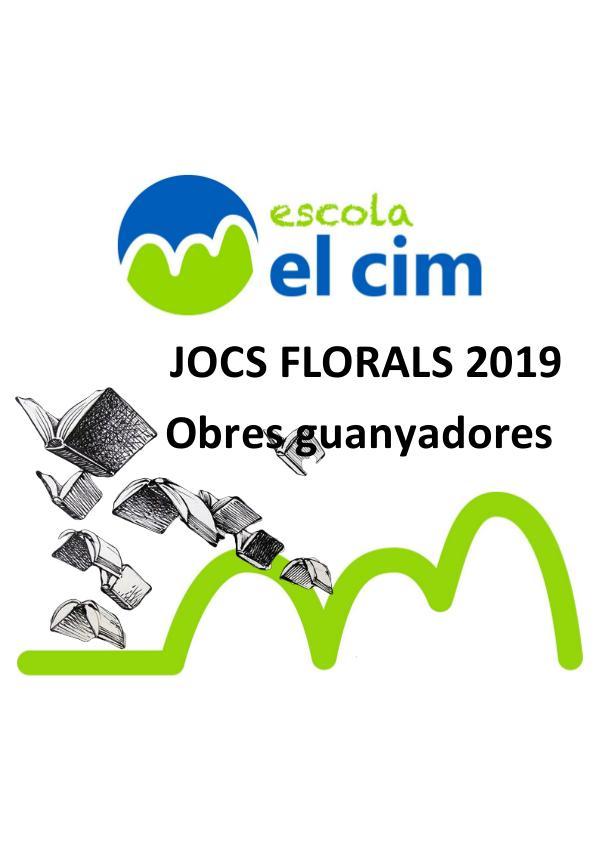 Jocs Florals 2019 Guanyadors Jocs Florals 2019