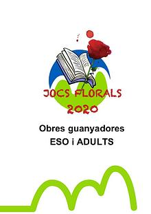 Jocs Florals 2020-obres guanyadores ESO i ADULTS