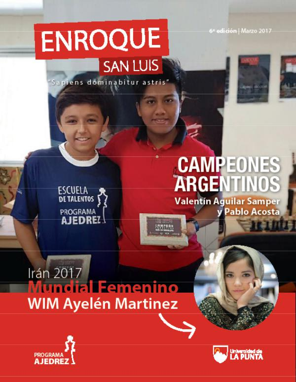 Revista Digital de Ajedrez - 6º Edición