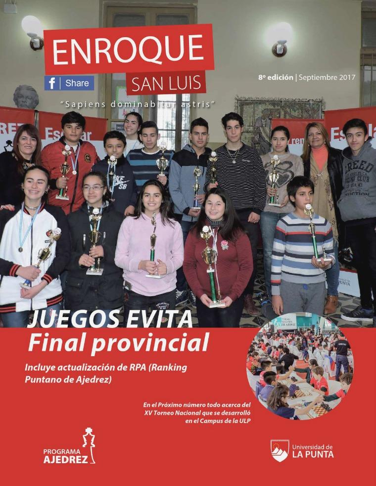 Revista Digital de Ajedrez - 8º Edición