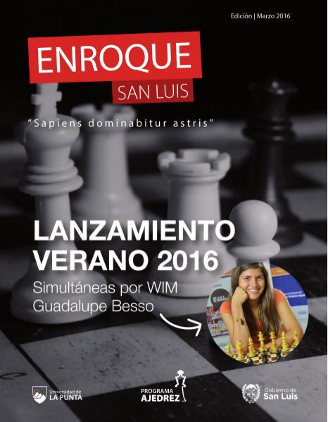 Revista Digital de Ajedrez - 1º Edición