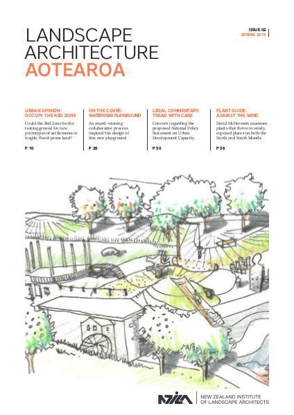 Landscape Architecture Aotearoa Issue 2 Issue 2