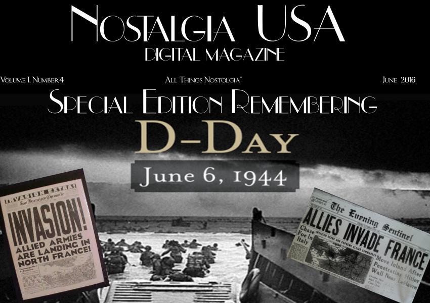 Nostalgia USA June 2016 Nostalgia USA June 2016