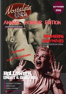 October 2016 Edition of Nostalgia USA