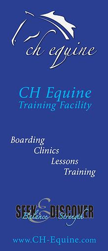 CH Equine Services Brochure