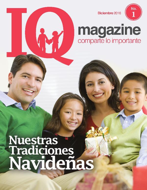 IQ Magazine No. 1
