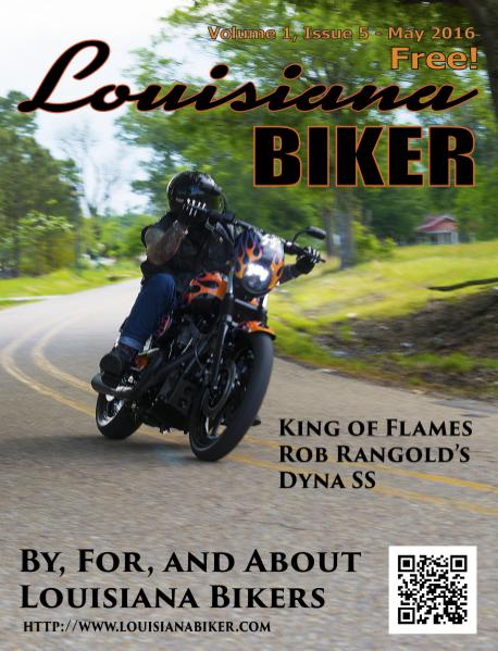 Louisiana Biker Magazine May2016