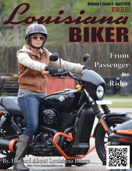 Louisiana Biker Magazine Apr2016