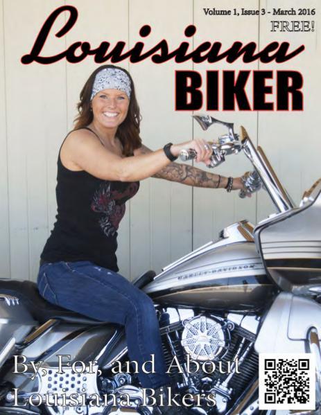 Louisiana Biker Magazine Mar2016