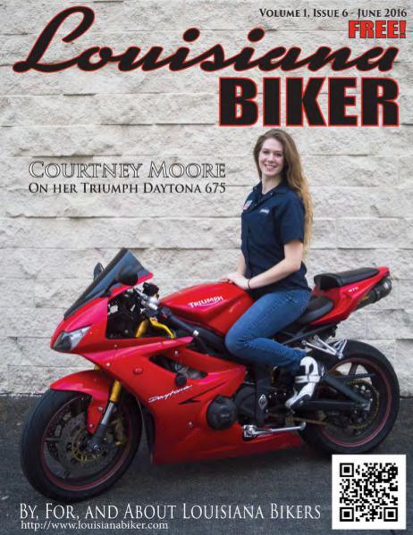 Louisiana Biker Magazine Jun2016