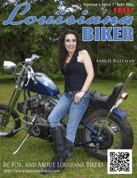 Louisiana Biker Magazine Jul2016