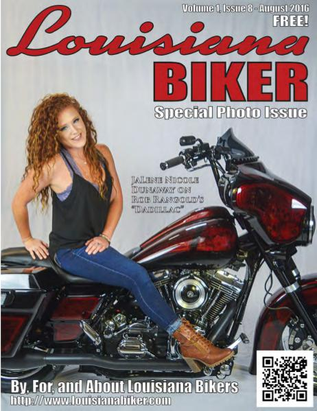 Lousiana Biker Magazine Louisiana Biker Magazine Aug2016