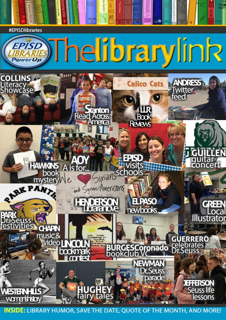 The Library Link February/March 2017