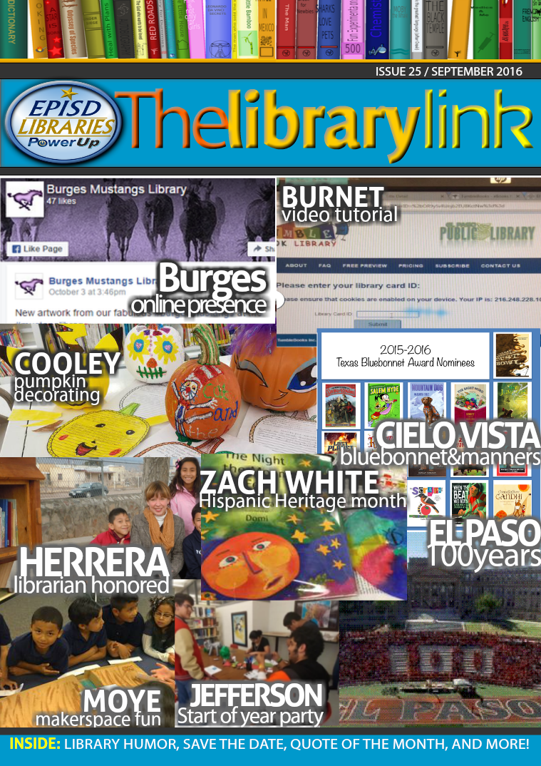 The Library Link September 2016